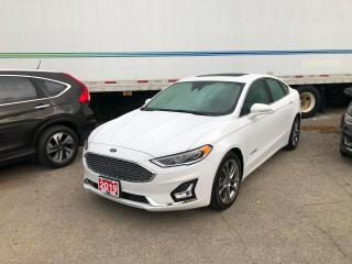 Used 2019 Ford Fusion Hybrid Titanium for sale in Kitchener, ON