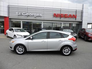 Used 2015 Ford Focus Hayon 5 portes SE for sale in St-Georges, QC