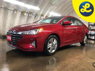 Used 2020 Hyundai Elantra Android Auto and Apple CarPlay * Blind Spot Detection (BSD) with Lane Change Assist * Reverse camera * Phone connect * Voice recognition * AM/FM/MP3 A for sale in Cambridge, ON