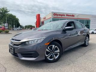 Used 2016 Honda Civic for sale in Guelph, ON