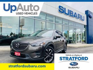 Used 2016 Mazda CX-5 GT for sale in Stratford, ON