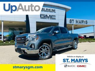 New 2020 GMC Sierra 1500 SLT 4WD for sale in St. Marys, ON