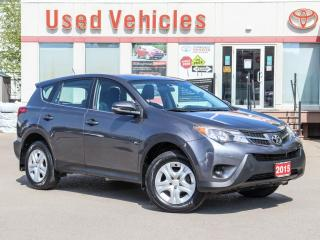 Used 2015 Toyota RAV4 LE AWD BLUETOOTH CRUISE-CONTROL for sale in North York, ON