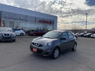 Used 2017 Nissan Micra 1.6 S at for sale in Smiths Falls, ON