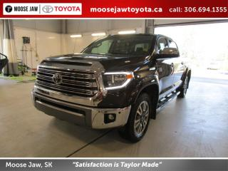 Used 2019 Toyota Tundra Platinum 5.7L V8 1794 Edition for sale in Moose Jaw, SK