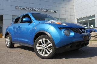 Used 2012 Nissan Juke SV ONE OWNER ACCIDENT FREE TRADE. ONLY 98222 KMS for sale in Toronto, ON