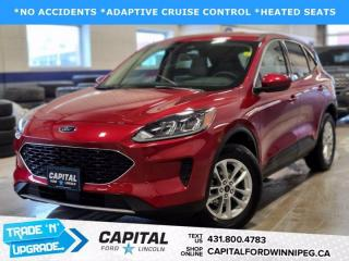 New 2020 Ford Escape SE AWD for sale in Winnipeg, MB