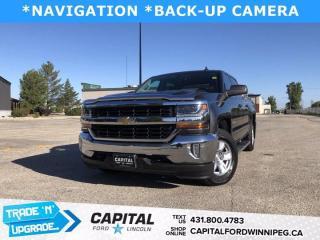 Used 2016 Chevrolet Silverado 1500 Crew Cab  LT for sale in Winnipeg, MB