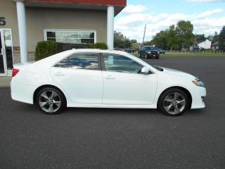 Used 2012 Toyota Camry SE for sale in Lévis, QC