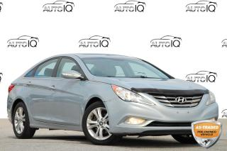 Used 2011 Hyundai Sonata Limited AS TRADED | LIMITED | LEATHER | NAVI | for sale in Kitchener, ON