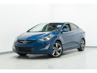 Used 2015 Hyundai Elantra Auto Limited CUIR TOIT OUVRANT MAGS for sale in Brossard, QC