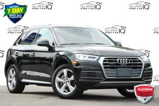 Used 2018 Audi Q5 2.0T Progressiv Quattro | 2.0L TFSI | Navigation | S TRONIC for sale in Kitchener, ON