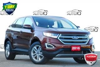 Used 2016 Ford Edge SEL | AWD | 3.5L V6 ENGINE for sale in Kitchener, ON