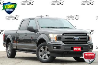 Used 2018 Ford F-150 XLT | 4WD | 3.5L V6 | NAVIGATION for sale in Kitchener, ON