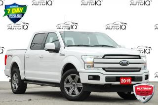 Used 2019 Ford F-150 Lariat LARIAT | 4WD | 2.7L V6 ECOBOOST | NAVIGATION | MOONROOF for sale in Kitchener, ON