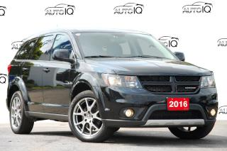 Used 2016 Dodge Journey R/T Rallye R/T RALLYE   AWD   3.6L V6 for sale in Kitchener, ON