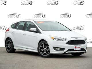 Used 2018 Ford Focus SE One Owner Local Trade for sale in Welland, ON