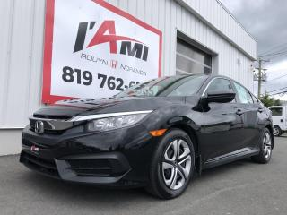 Used 2018 Honda Civic LX CVT GARANTIE for sale in Rouyn-Noranda, QC