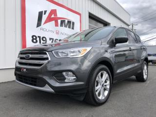 Used 2019 Ford Escape SE FWD for sale in Rouyn-Noranda, QC
