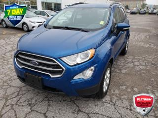 Used 2018 Ford EcoSport SE Engine:2.0L I4 Ti-VCT GDI for sale in Barrie, ON