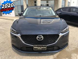 New 2020 Mazda MAZDA6 GS-L - Sunroof -  Leather Seats for sale in Steinbach, MB