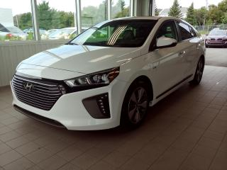 Used 2018 Hyundai IONIQ Electric Plus Limited PLUG-IN for sale in Ste-Julie, QC