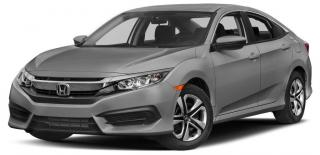 Used 2017 Honda Civic LX for sale in Prescott, ON