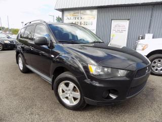 Used 2010 Mitsubishi Outlander ***ES,AWD,AUTOMATIQUE,MAGS,A/C,ÉQUIPÉ*** for sale in Longueuil, QC