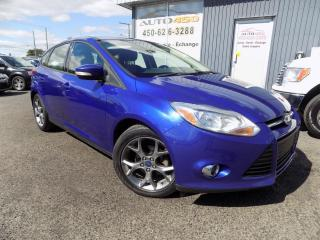 Used 2013 Ford Focus ***SE,HATCHBACK,BAS KILO,XTRA CLEAN*** for sale in Longueuil, QC
