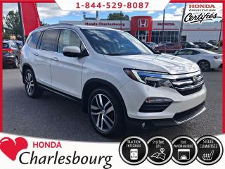 Used 2018 Honda Pilot TOURING AWD ***AUCUN ACCIDENT** for sale in Charlesbourg, QC