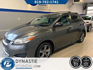 Used 2009 Toyota Matrix AWD BASE for sale in Rouyn-Noranda, QC