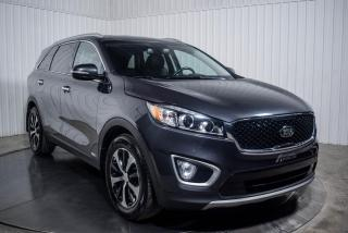 Used 2018 Kia Sorento EX 2.0T AWD CUIR SIEGES CHAUFFANTS CAMERA for sale in Île-Perrot, QC