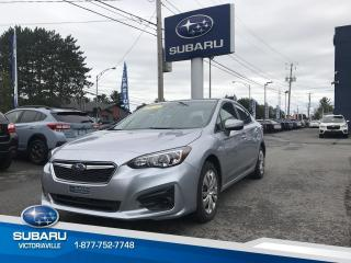 Used 2018 Subaru Impreza 2.0i **Commodité** 4 portes BA for sale in Victoriaville, QC