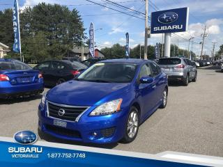 Used 2015 Nissan Sentra SR TOIT OUVRANT for sale in Victoriaville, QC