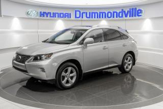 Used 2014 Lexus RX 350 GARANTIE + AWD + TOIT + CUIR + CAMERA + for sale in Drummondville, QC