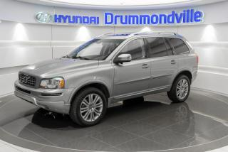 Used 2014 Volvo XC90 GARANTIE + AWD + CUIR + TOIT + A/C + WOW for sale in Drummondville, QC