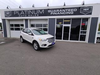 Used 2017 Ford Escape SE for sale in Kingston, ON