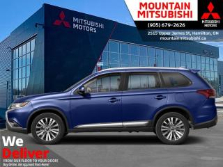 New 2020 Mitsubishi Outlander EX-L  - Sunroof -  Leather Seats for sale in Mount Hope (Hamilton), ON