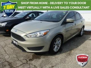 Used 2015 Ford Focus SE ***New Tires and Brakes*** for sale in St. Thomas, ON
