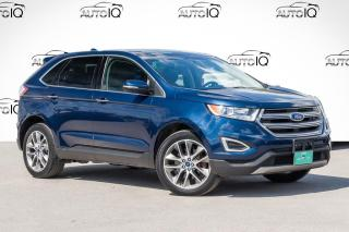 Used 2017 Ford Edge Titanium for sale in Barrie, ON