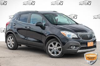 Used 2013 Buick Encore Premium **SOLD AS TRADED, YOU CERTIFY, YOU SAVE!!! for sale in Barrie, ON