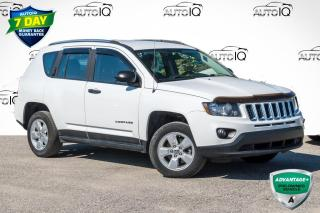 Used 2014 Jeep Compass Sport/North for sale in Barrie, ON