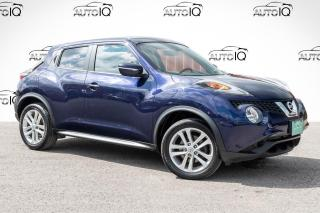 Used 2015 Nissan Juke SV for sale in Barrie, ON
