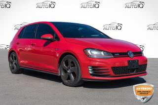 Used 2015 Volkswagen Golf GTI 5-Door Autobahn YOU CERTIFY YOU SAVE for sale in Innisfil, ON