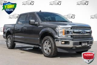 Used 2019 Ford F-150 XLT LOW MILEAGE CREW CAB for sale in Innisfil, ON