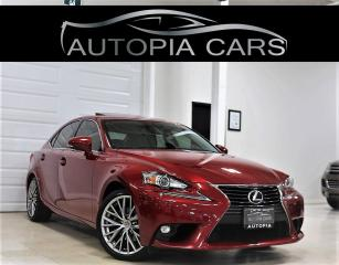 Used 2015 Lexus IS 250 4DR SDN AWD for sale in North York, ON