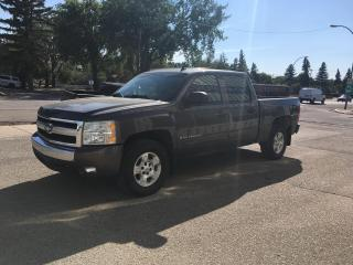 Used 2008 Chevrolet Silverado 1500 LT for sale in Outlook, SK