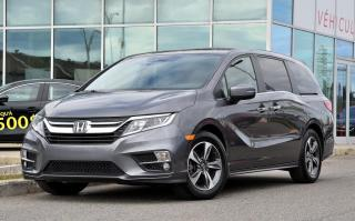 Used 2018 Honda Odyssey EX-L wRES DVD 8 PASS DVD CUIR TOIT MAGS 8 PASS for sale in Lachine, QC
