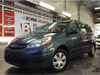Used 2006 Toyota Sienna SIENNA CE DÉMARREUR DISTANCE A/C AVANT ET ARRIERE for sale in Blainville, QC