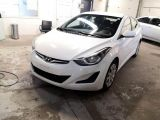 Photo of White 2015 Hyundai Elantra